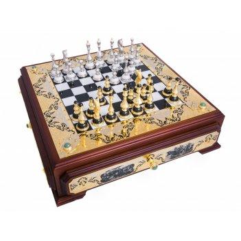 Шахматы решающее сражение