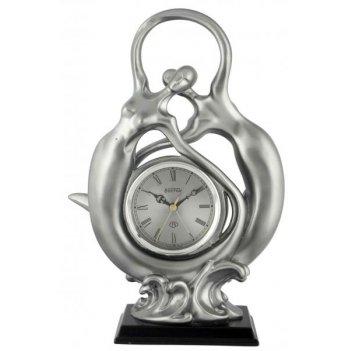 Скульптурные часы из полимерных смол восток к4709-5