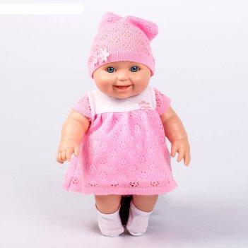 Кукла малышка весна 16, девочка, 30 см