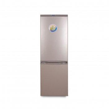 Холодильник don r-297 мi, 365 л, класс а+, двухкамерный, металлик искристы