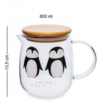 Gs-38/1 чайник заварочный зверюшки