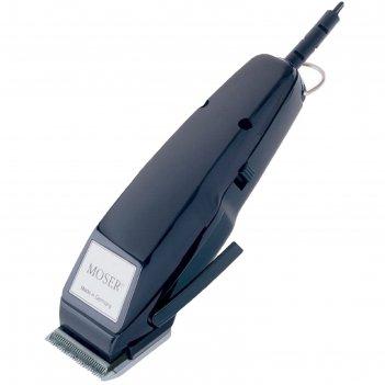 Машинка для стрижки moser 1400-0269, 10 вт, 46 мм, от сети, чёрная