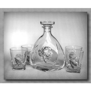Набор для виски 310 орёл. арт. ншт310ор-24