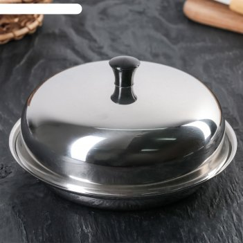 Маслёнка, 15x15x7,5 см