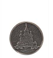 Am-755 монета счастливая монета (латунь)