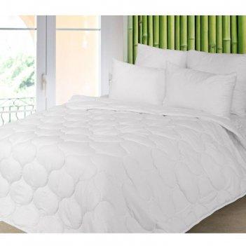 Одеяло green line облегчённое, размер 140х205 см, бамбук
