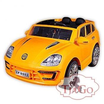 Электромобиль makan 802vc желтый