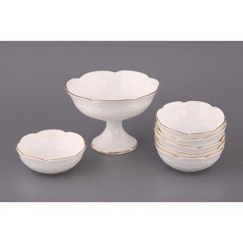 Набор для варенья blanco 7 пр. диаметр=10/13,5 см высота=10 см (кор=12набо