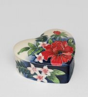Jp-852/11 шкатулка цветущее сердце (pavone)