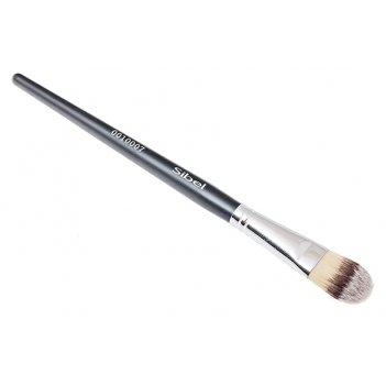Профессиональная кисть для макияжа, 20 мм, нейлон