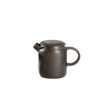 Чайник цилиндрический дымов керамика 2 л, товары для загородного дома