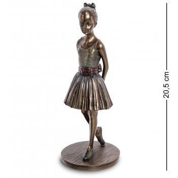 Ws-965 статуэтка балерина