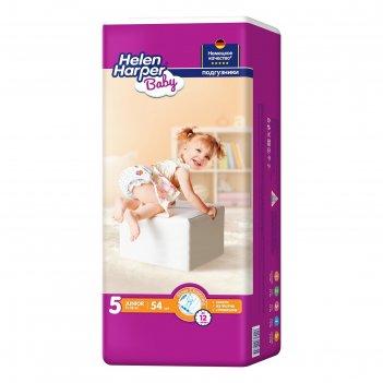 Helen harper подгузники детские baby junior 11-25 кг 54шт