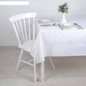 Клеенка столовая на ткани (рулон 20 метров), ширина 137 см леперстки