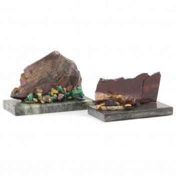 сувениры из яшмы