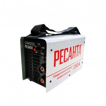 Сварочный аппарат ресанта саи-250 инвертор мма dc