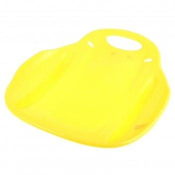 Ледянка метеор, цвет желтый