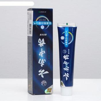 Зубная паста китайская традиционная на травах  отбеливающая 100 гр