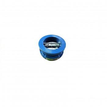 Клапан обратный tecofi cb3448n, чугунный, межфланцевый, dn40