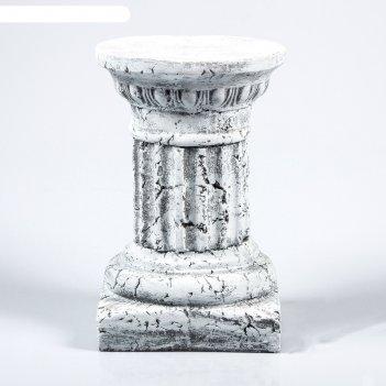 Колонна малая, камень