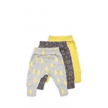 Трикотажные брюки (набор 3 шт.) size 56