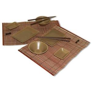 Набор для риса и суши бамбуковый стиль