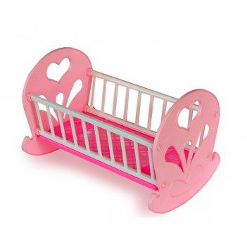 Кровать- качалка для кукол