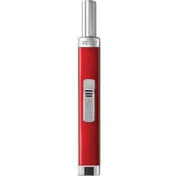 Зажигалка для свечей газовая zippo champagne mini mpl, сталь, красная, 165