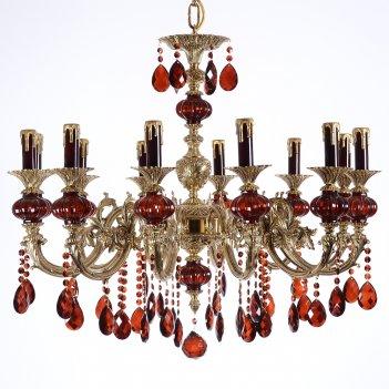 Люстра royal bohemia 12 рожков