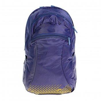 Рюкзак молодежный эргоном.спинка luris корсо 44*30*17 штрих жёлтый 438.114