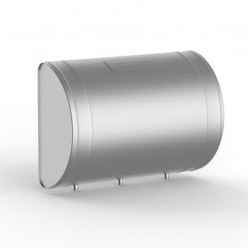 Бак для теплообменника 80 л, горизонтальный, нержавейка 0.8 мм (штуцер 3/4