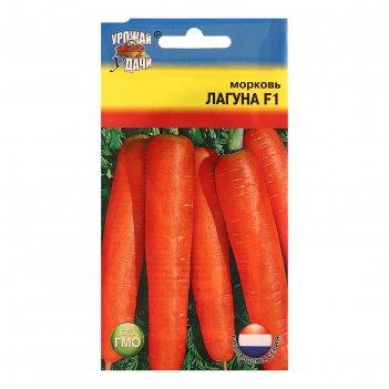Семена морковь лагуна f1,0,2 гр
