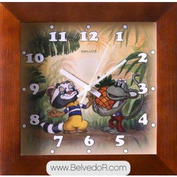 Настенные часы салют дс - 2аа28 - 425