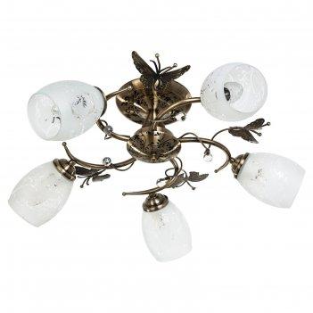 Люстра классика эвелина, 5 ламп