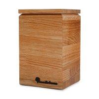 Емкость для сыпучих продуктов bp002on, размер: 11х11х17,5 см, материал: де