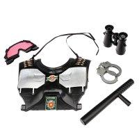 Набор полицейского «омоновец», 5 предметов