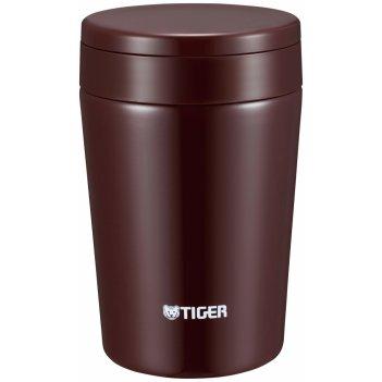 Термоконтейнер для первых или вторых блюд tiger mcl-a038 chocolate brown,