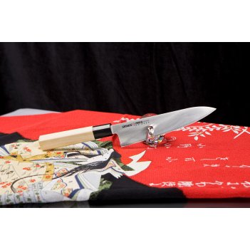 Японские ножи samura gyuto samura okinawa so0185 лезвие 175 мм