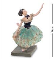 Pr-de01 статуэтка балерина эдгара дега (museum.parastone)