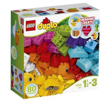 Конструктор lego duplo мои первые кубики
