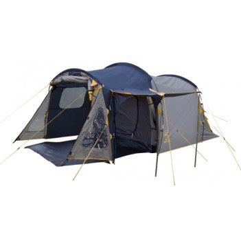 Палатка campus faro 2(stone beige 909 graphite 711 yellow 409)