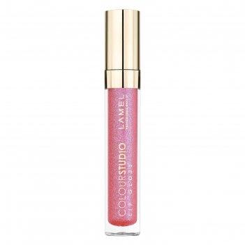 Блеск для губ lamel professional lipgloss colourstudio, тон №405