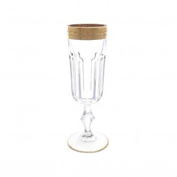 Набор фужеров для шампанского bohemia provenza rcr 6 шт