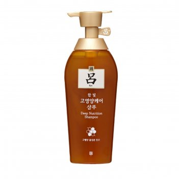 Шампунь ryo, для глубокого питания волос, 500 мл