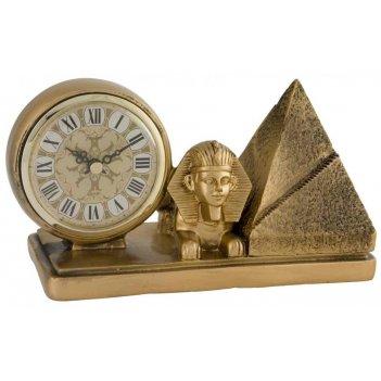 Скульптурные часы из полимерных смол восток 8357-1