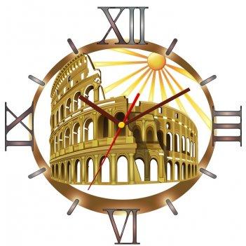Часы настенные tiarella рим 6