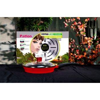 Сковорода corset patlon антипригарная посуда pcc-0026r