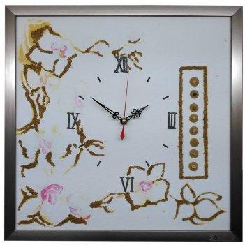 Настенные часы династия 03-300 нежность