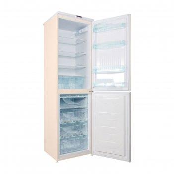 Холодильник don r-297 s, 365 л, класс а+, двухкамерный, бежевый