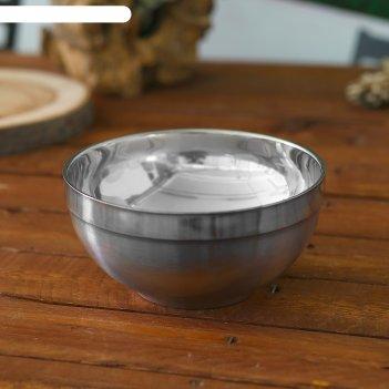 Миска походная изотермическая «следопыт», d=16 см